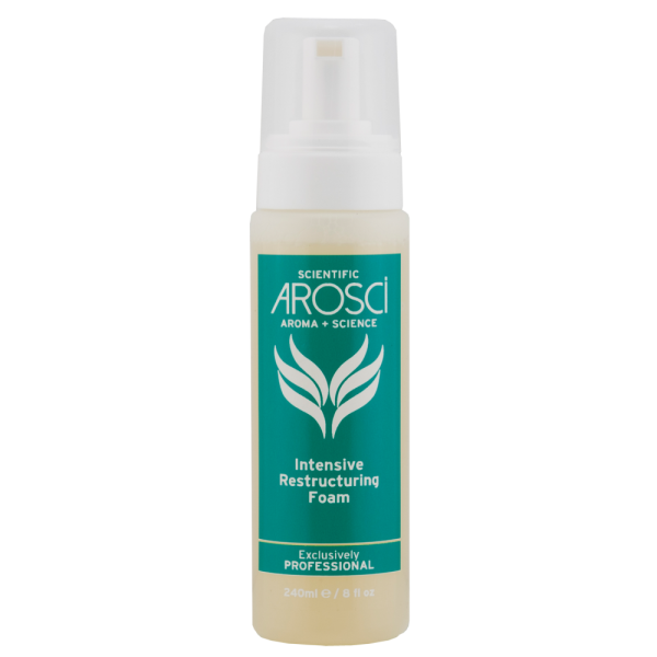 AROSCI Intensive Restructuring Foam 240ml/8oz